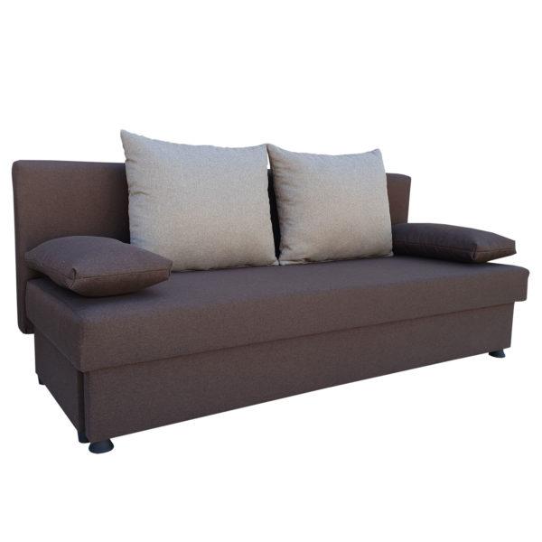 Canapea Neo Extensibila pentru dou persoane cu lada depozitare
