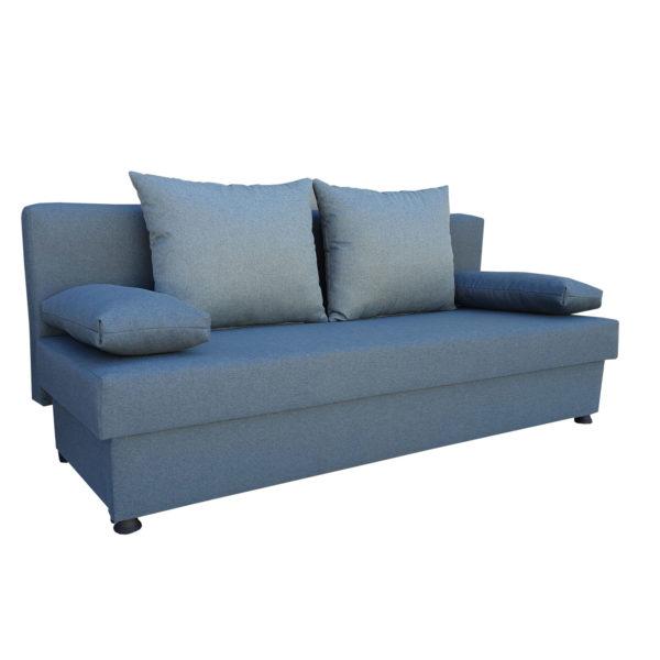 Canapea neo extensibila 2 persoane cu lada depozitare
